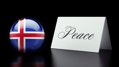 iceland: Iceland High Resolution Peace Concept
