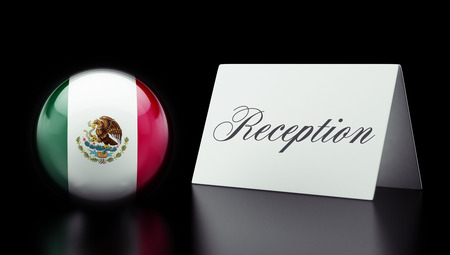 Mexico  High Resolution Reception Concept photo