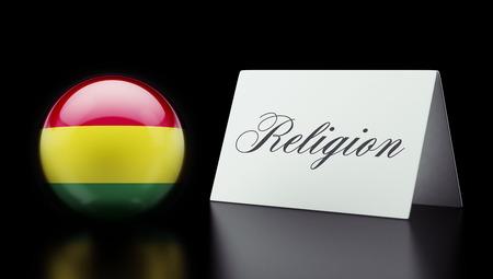 worshipper: Bolivia High Resolution Religion Concept