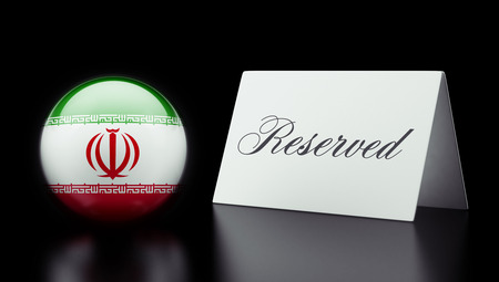 reserved: Iran High Resolution Reserved Concept