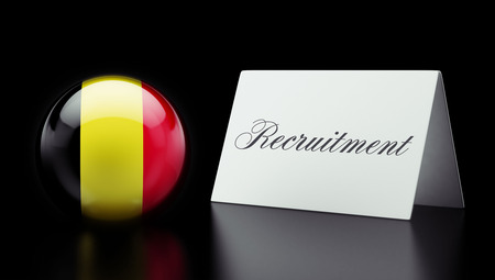 contracting: Belgium High Resolution Recruitment Concept