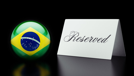 Brazil High Resolution Reserved Concept photo