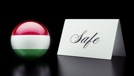 Hungary High Resolution Safe Concept photo