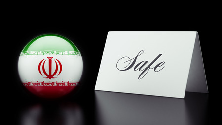 safely: Iran High Resolution Safe Concept