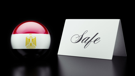 safely: Egypt High Resolution Safe Concept
