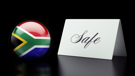 safely: South Africa High Resolution Safe Concept