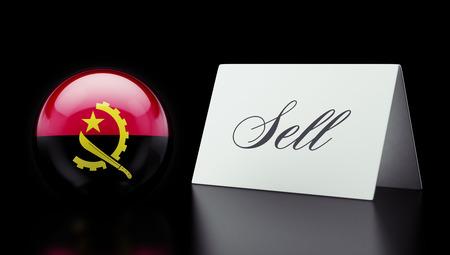 angola: Angola High Resolution Sell Concept