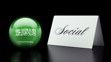 societal: Saudi Arabia High Resolution Social Concept Stock Photo