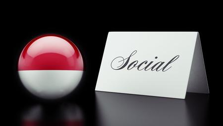 societal: Indonesia High Resolution Social Concept Stock Photo