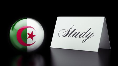 study concept: Algeria High Resolution Study Concept