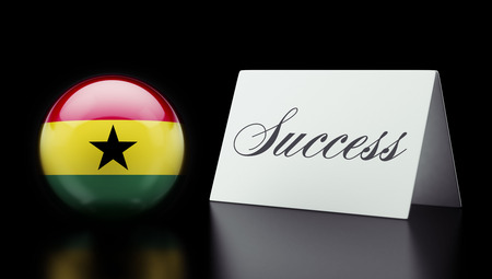 success concept: Ghana Alta Risoluzione Success Concept