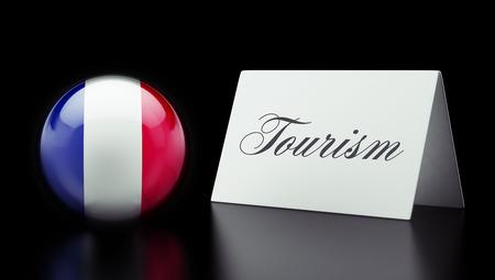 France High Resolution Tourism Concept photo