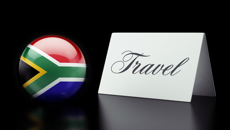 South Africa High Resolution Travel Concept photo