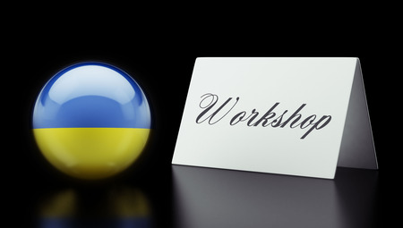 Ukraine High Resolution Workshop Concept photo