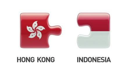 sumatra: Indonesia Hong Kong High Resolution Puzzle Concept