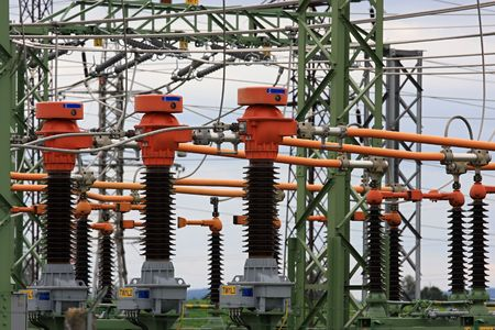 isolator switch: High voltage switch, Czech Republic