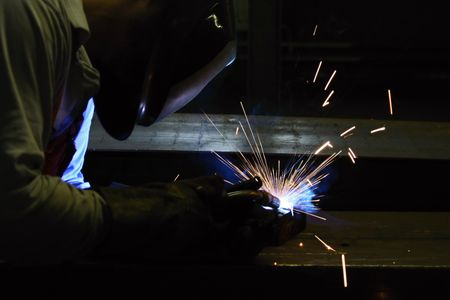 mag: Welding in protective atmosphere of gases, MAG - Metal Active Gas