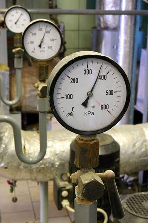 Manometer pressure Stock Photo - 5457779