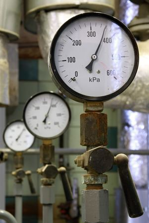 Manometer pressure photo