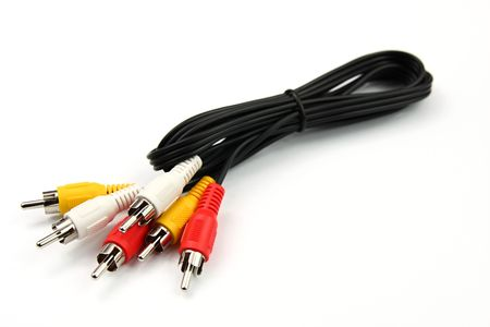 Audio video cable photo