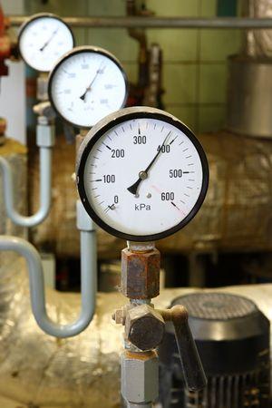 Manometer pressure  Stock Photo - 6366511