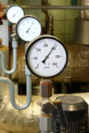 Manometer pressure Stock Photo - 6366511