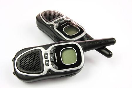 walkie talkie: Walkie talkie