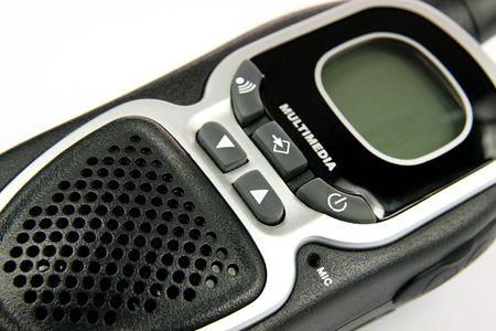 Detail walkie talkie  photo