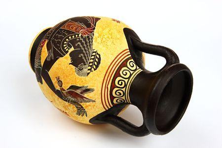 Greek Amphora  版權商用圖片