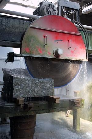 sharply: Circular saw for cutting stone