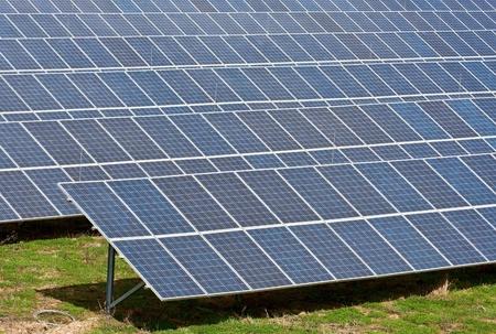 Solar Collectors  Stock Photo - 9331720