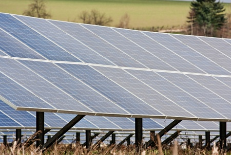 Solar Collectors Stock Photo - 9331713