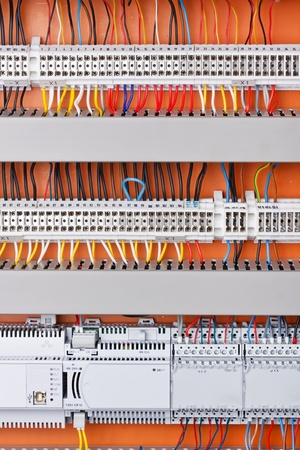 fusebox: New control panel with static energy meters and circuit-breakers (fuse)