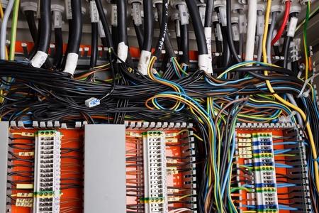 tablero de control: Nuevo panel de control Foto de archivo