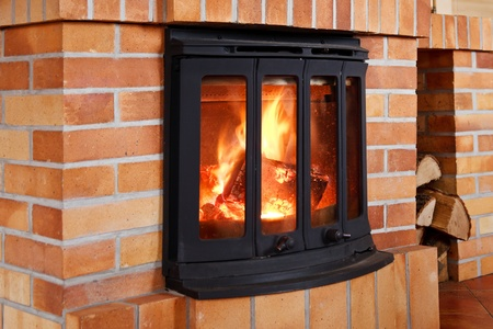 Fireplace photo