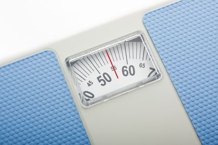 Bathroom scales  photo