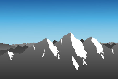 산맥: Mountain Range Background