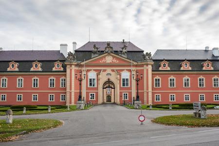 chateau: Chateau Dobris, Europe, Czech Republic