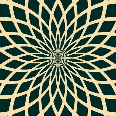 woven: Seamless geometric pattern background Stock Photo