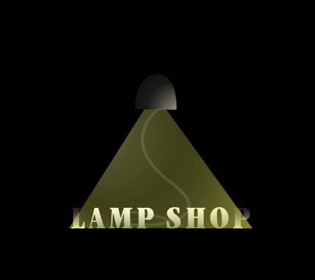 poise: Logo de la l�mpara Vectores
