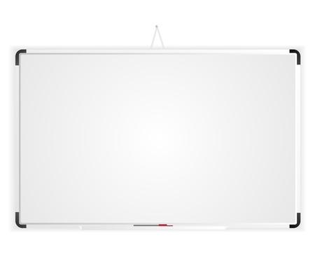 Eps espace vide tableau blanc graphiques vectoriels 10 Banque d'images - 18199340