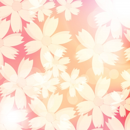 Background image flower