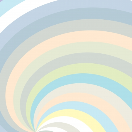 Colorful abstract vector background, futuristic wavy illustration