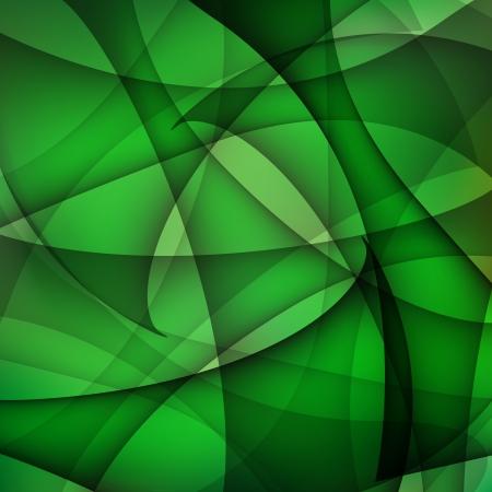 Dark green abstract desktop wallpaper graphic