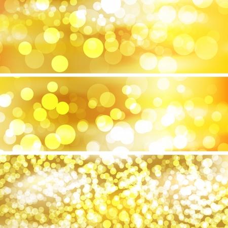Gold elegant abstract background illustration