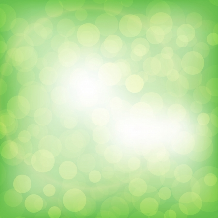 Green abstract background decration for your style  Stock Vector - 23119322