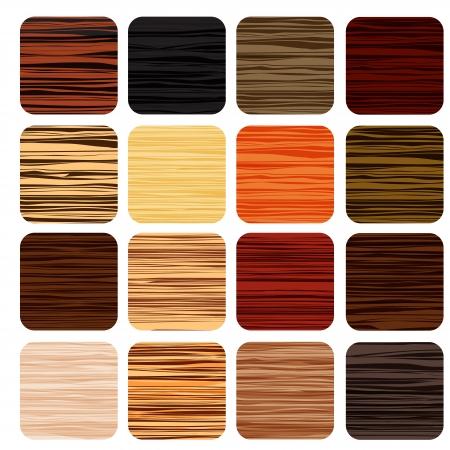 furnier: Wooden Textur nahtlose Hintergrund Illustration