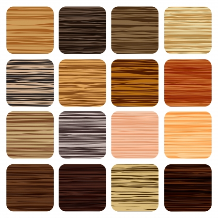 Vector wooden texture for deoration interior Stock Vector - 23836469