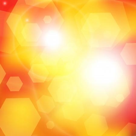 radiate: shiny sun beams, natural summer background