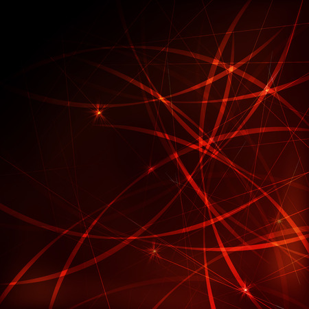 red abstract background desing for decoration for party Illustration